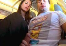 Boquetinho Maneiro Dentro Do Avião